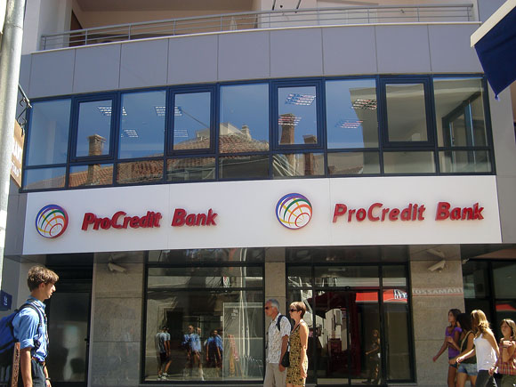 ProCredit Bank Introduces New  Service for Business Clients