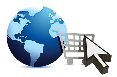 E-shopping - Concept