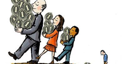 ეკონომიკური  უთანასწორობა – რაში  მდგომარეობს  გამოსავალი