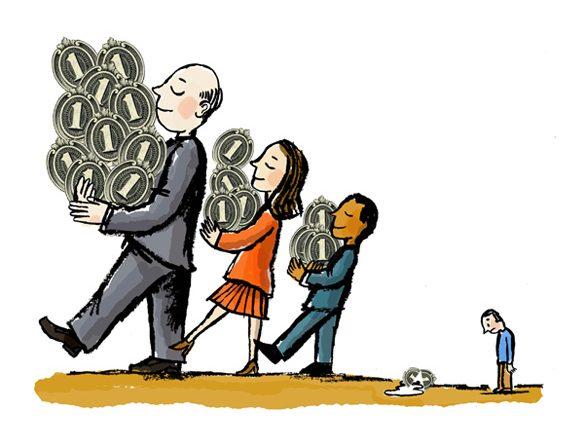 ეკონომიკური უთანასწორობა
