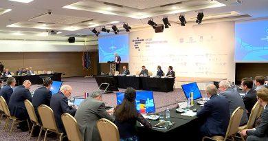 კობა გვენეტაძემ სსფ-სა და მსოფლიო ბანკის ყოველწლიურ შეხვედრაში მიიღო მონაწილეობა
