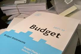 DETAILS of the  State Budget 2011
